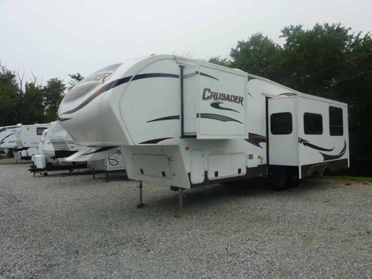 2013 Prime Time Crusader 298BHD for sale  - Belmont, OH | RVT.com Classifieds