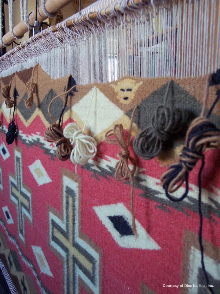 Navajo Weaving   The Arizona Experience - landscapes, people, culture ...