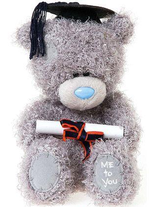 Graduation Teddy Bear Me to You