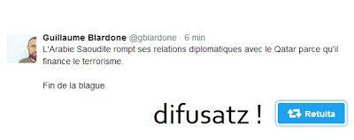 Democracia per Occitània: Exportar la terror arabo-persana sul continent nòs...