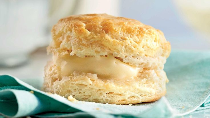 How To Make The World's Best Buttermilk Biscuits- from Southern Living. These look scrumptious.