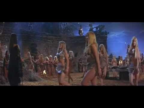 Prehistoric Women (1966) Dance of the Prehistoric Women