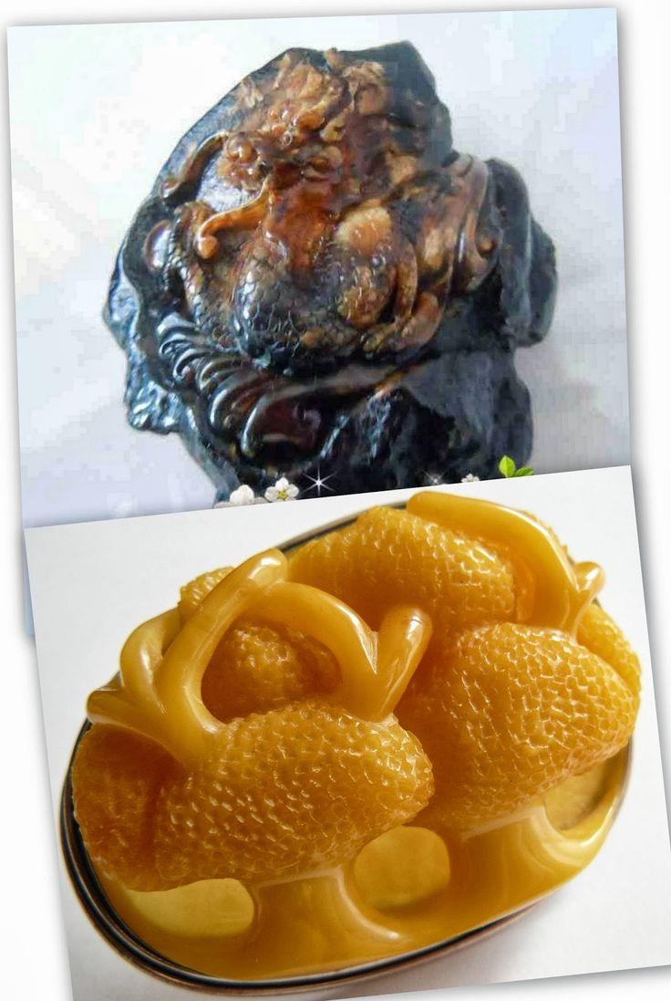 """Fushun amber collection - """"Amber dragon"""" vs. gdańska szkoła obróbki bursztynu z warsztatu T.L. - cykl """"Drzewa"""": """"Dwa"""" 66 mm x 47 mm waga z oprawą 29,30 grama - sygnowane, niedatowane..."""