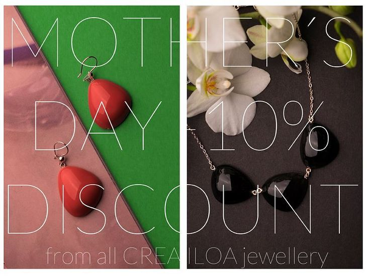 Moms are the best  How do you remember your mom? Mother's Day is approaching you know  Here are some ideas for MD gift. Crea Iloa Aurora earrings or Aurora necklace. You get -10% of all Crea Iloa jewelry in @arcticworldofsantaclaus shop in @helsinkiairport #finnishdesign #jewellery #korut #lifestyle #designtreat #jewelry #accesories #fashion #accesories #fashionjewelry #jewelryaddict #handmade #gift #mom #mothersdaygift #mothersday #discount #offer #sale