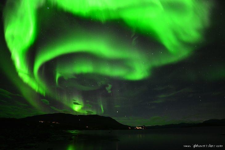 Northern Lights - Abisko National Park, Sweden