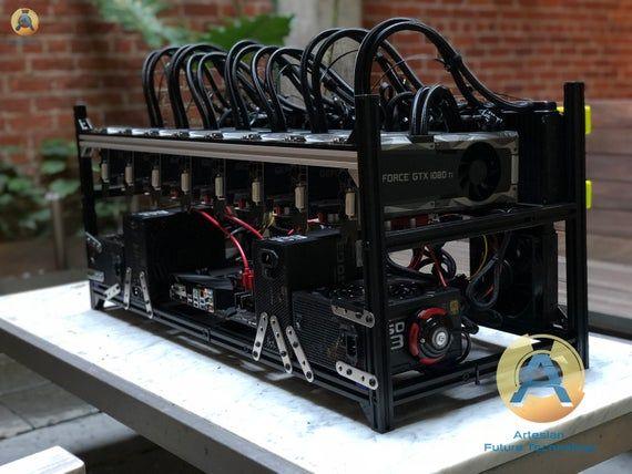 bitcoin minerit rig hashing power