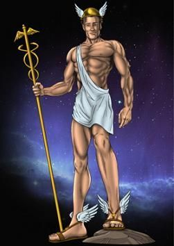 Mercury The Roman God Held In Supreme Regard Thoughts