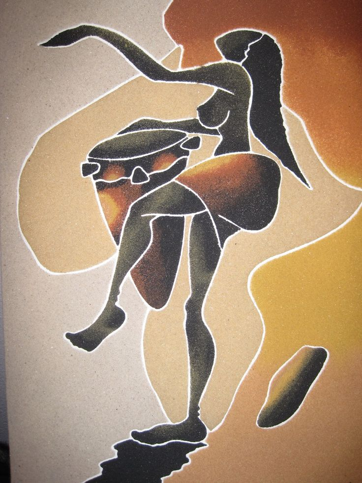 64 best art african images on pinterest africa art african cuadros de arena de senegal east african coast sand paintingsand sciox Image collections