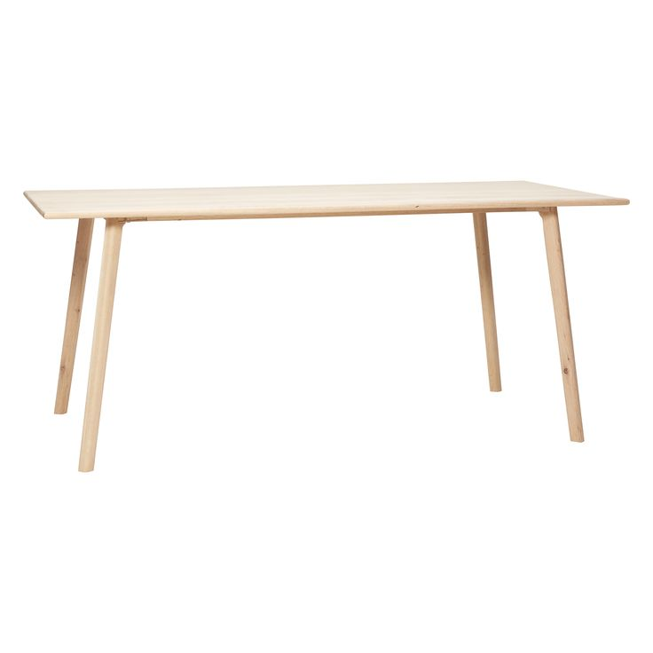 Oak dining table. Product number: 880304 - Designed by Hübsch