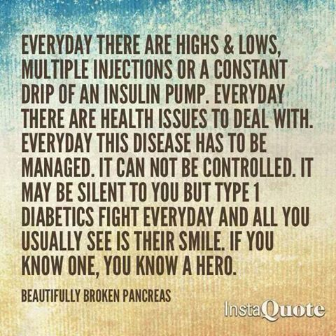 It's World Diabetes Day! Hug a person with diabetes. or just give them a hi-five. whatever is appropriate.