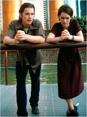Reality Bites. I'm a Winona Ryder fan, and I don't really care if anyone else is or not. This was a very interesting movie. I haven't seen it often, but I do like it.