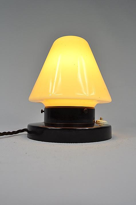 Popular Bauhaus table lamp