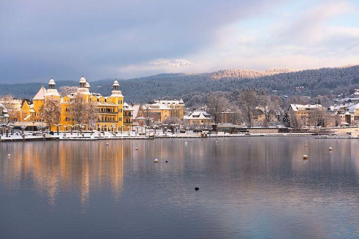 SCHLOSSHOTEL VELDEN***** Winterwonderland in Velden  #luxury #luxurytravel #travel #hotel #wellness #spa #vacation