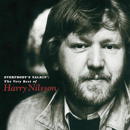 #HarryNilsson at the #piano for this demo... but on the single version, its actually #GaryWright (Dream Weaver) who is actually playing the piano.