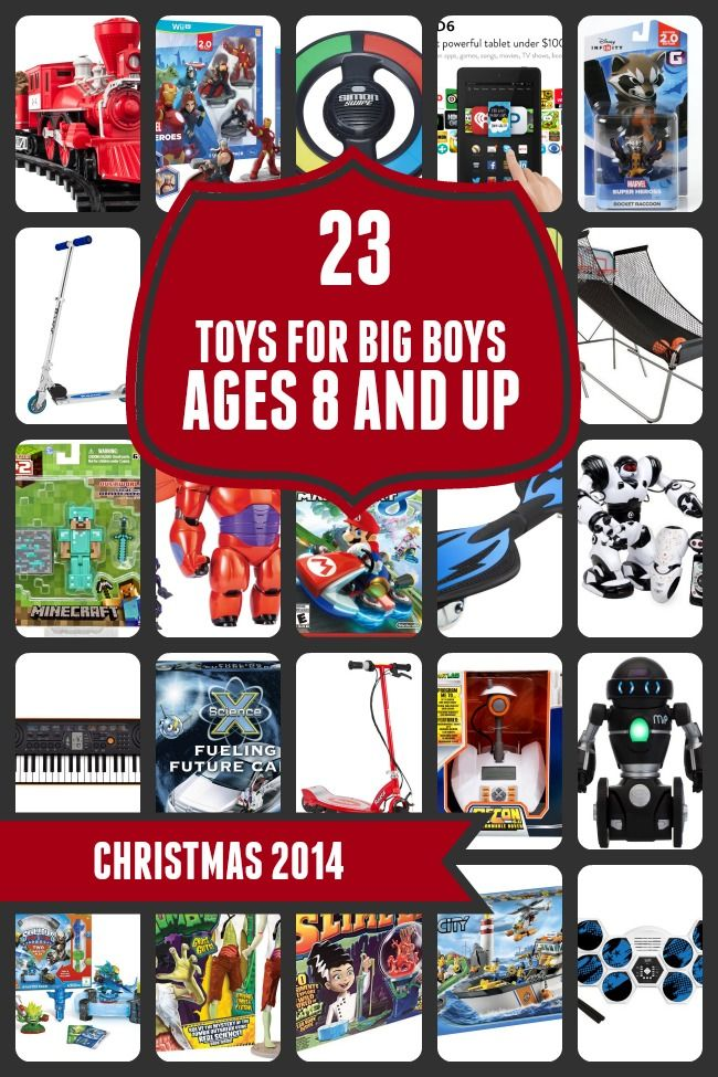 Top Toys For Boys Ages 5 8 : Best toys for boys ages top christmas