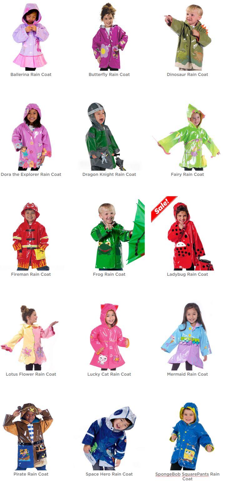 Rain Coats for Kids – Buy Kids Rain Wear for Boys &Girls Online: