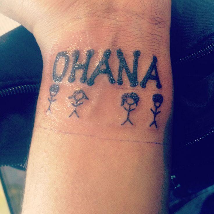 love the stick figure tatt | Tattoos baby! | Pinterest