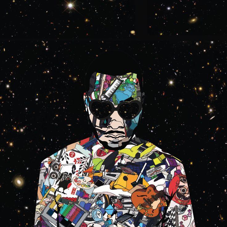 New #Release Universes (Deluxe Version) - Seven Davis Jr.