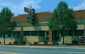 Acme Resturant Bar and Grill, BBQ Ribs, Big Daddy's Pizza A Fort Wayne Favorite my mommy works here!!!