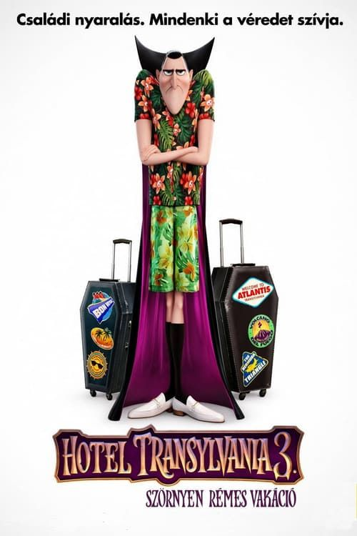 Hotel Transylvania 3: Summer Vacation Full Movie Streaming Online in HD-720p Video Quality