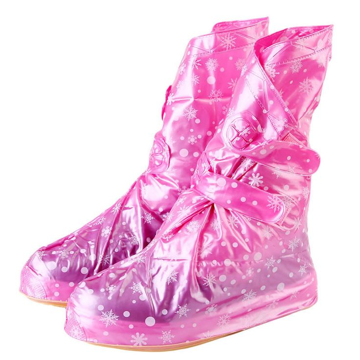 Reusable Rain <b>Shoes Cover</b> - Women/Men/Kids | Обувь | Обувь и ...