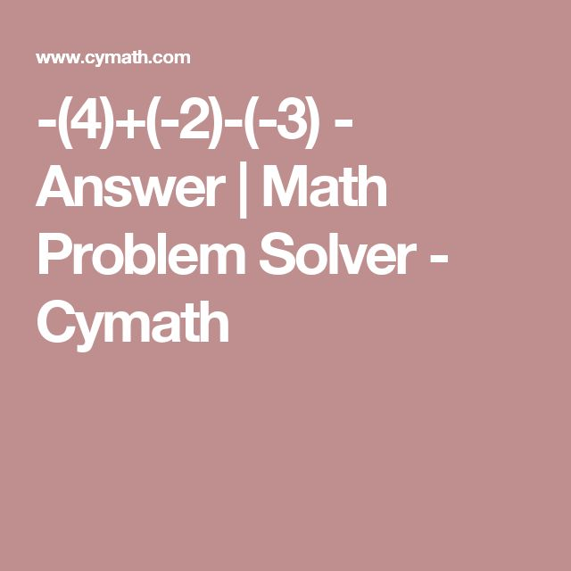 math problem solver online This online algebra solver can tell you the answer for your math problem, and  even show you the steps (for a fee.