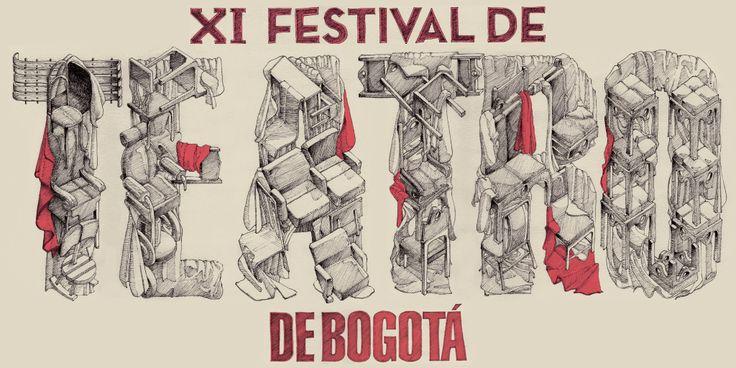 """XI Festival de Teatro de Bogotá """"Festival de Festivales"""". 53 funciones de sala, calle, comunitario, joven, infantil, narradores orales y títeres; el XI F..."""