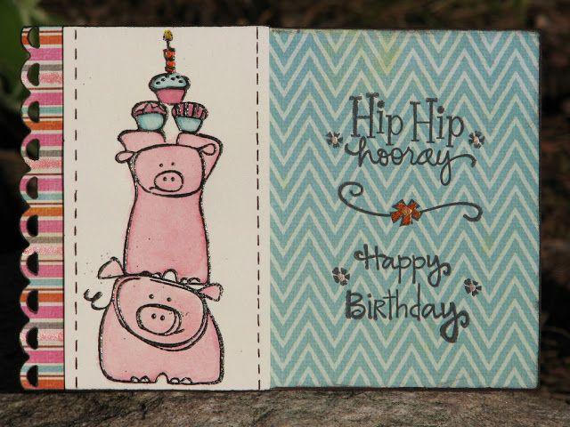 Scrap Savvy Creations: A Few Feel Good Cards