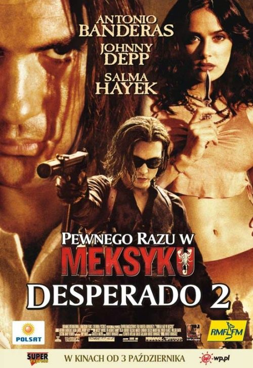 Pewnego razu w Meksyku: Desperado 2 (2003) - Filmweb