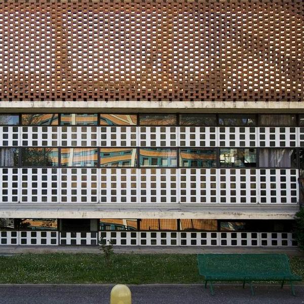 950A: Ignazio Gardella, C: Alessandria, D: 1937, N: Dispensario Antitubercolare…