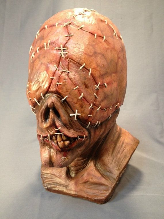 Hey, I found this really awesome Etsy listing at https://www.etsy.com/listing/130801771/stitches-latex-halloween-mask