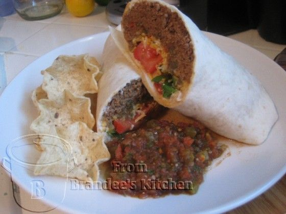 Make and share this Ground Beef Burritos recipe from Food.com.