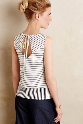Nica Tank by Sunday in Brooklyn #anthrofave #anthropologie