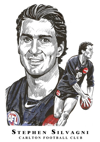 Stephen Silvagni - Full Back of the Century