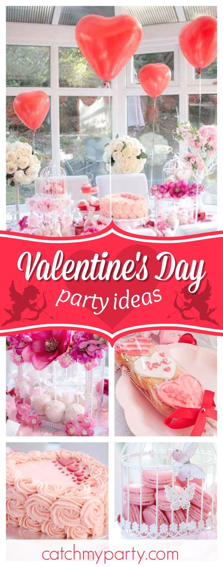Calendar Party Ideas : Best valentine s day party ideas images on pinterest