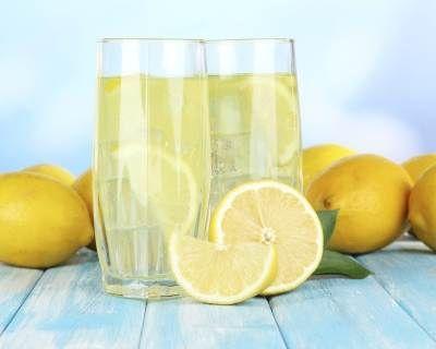 Boisson énergisante au citron. 1