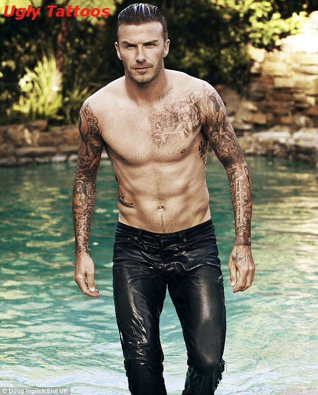 Hideous celebrity tattoos images