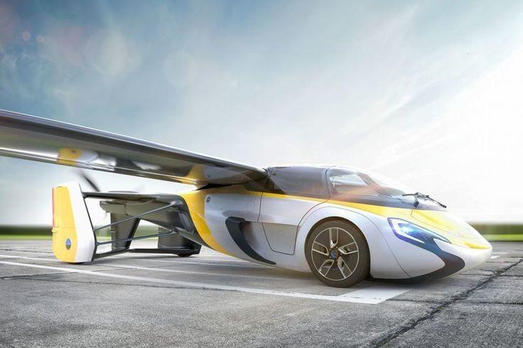 Aeromobil heeft twee afbeeldingen op zijn sites geplaatst waarop, naar eigen zeggen, een compleet nieuwe generatie van zijn vliegende auto is te zien. Spoedig wordt de daadwerkelijke creatie gepresenteerd.