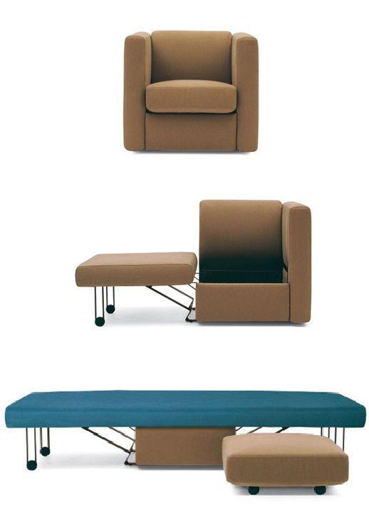 Acca è un cubo morbido e accogliente, che nasconde una nuova tipologia di seduta trasformabile: poltrona, chaise longue e letto singolo | Scoprila su http://www.malfattistore.it/product/acca/ | #malfattistore #interiordesignonline #shop #arredamento #poltrona #letto #salotto #cameradaletto #lettoperospiti
