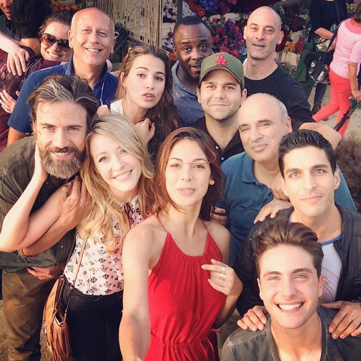 Tyrant last days with some of the cast