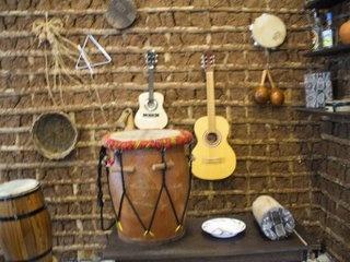 Samba instruments