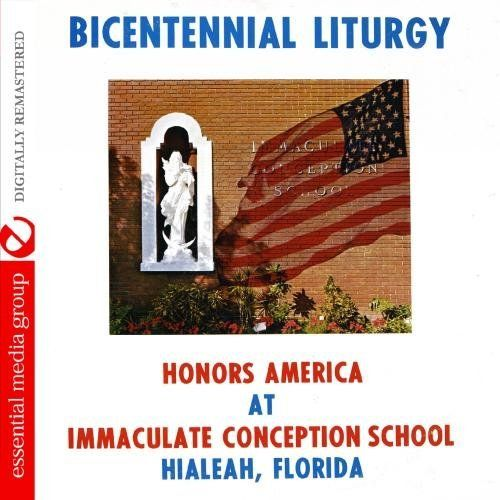 Immaculate Conception School Choir - Bicentennial Liturgy Honors America At Immaculate