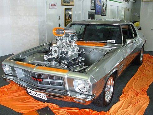 Holden GTS Monaro
