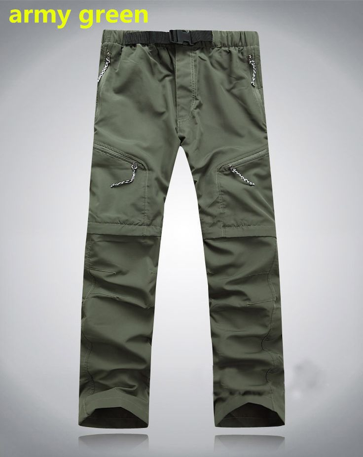 Men Outdoor Quick Dry Pants UV Protection Breathable Fishing&Hunting