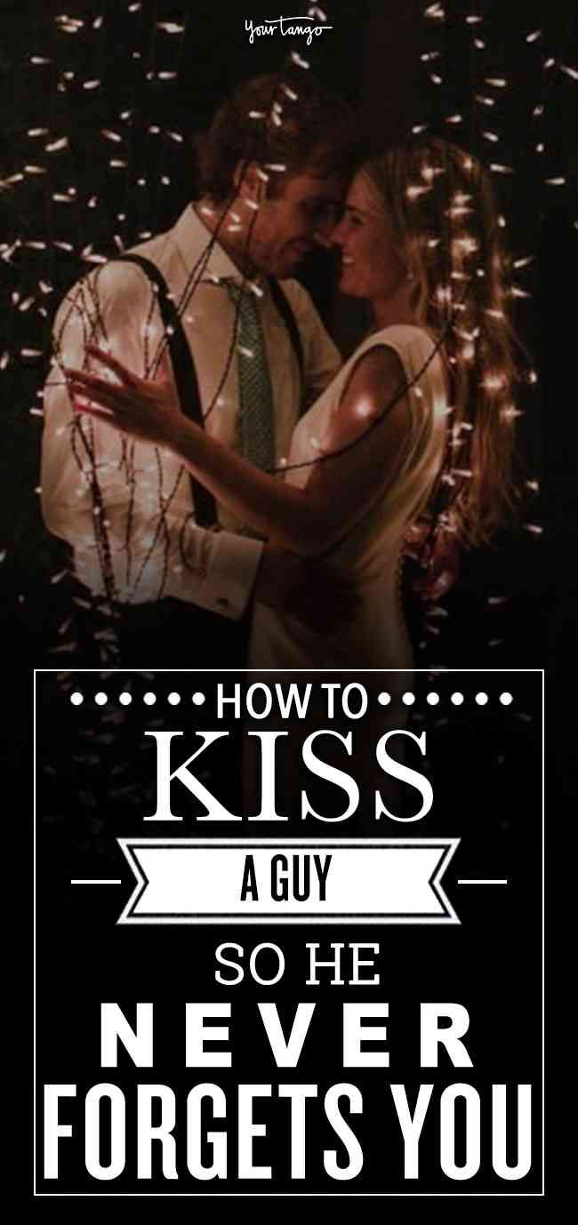 hottest kissing tips