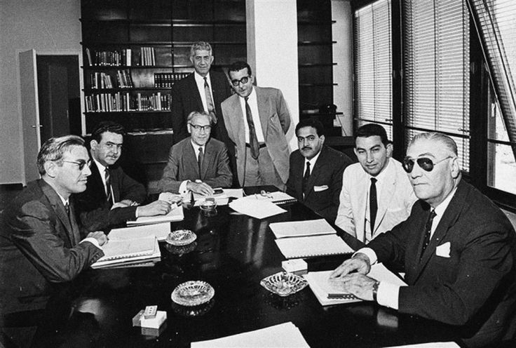 the founding members of the OPEC oil cartel. OPEC was formed by oil producing nations to counter the domination of the oil industry by first world nations.