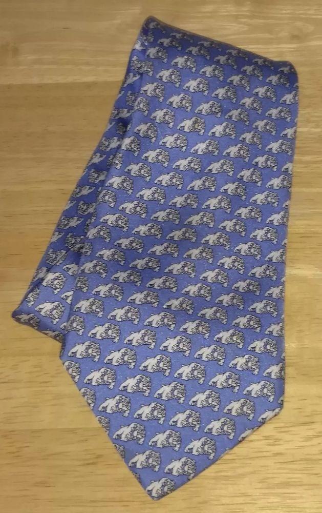 9b10e2a388305 VINEYARD VINES Custom Collection Berwick Academy Bulldog 100% Silk Hand  Made Tie  fashion  clothing  shoes  accessories  mensaccessories  ties  (ebay link)