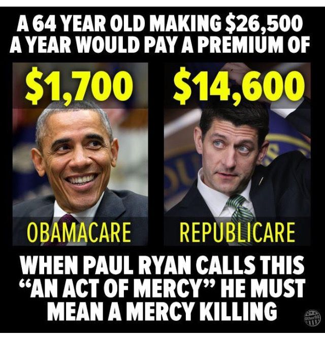The Real Death Panels...Republicans Healthcare