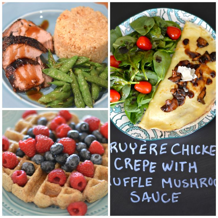 Top 5 favourite recipes after 6 months of meal planning @fitlessflavor #mealplanning #favourites