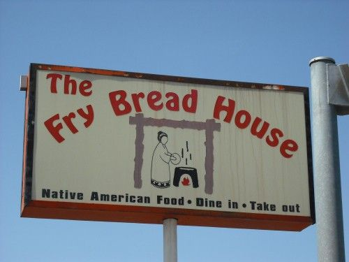 The Fry Bread House
